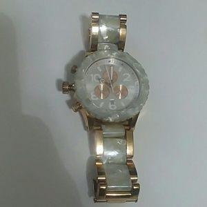 🔋NEEDS BATTERY🔋 Nixon 42-20 Chrono Watch